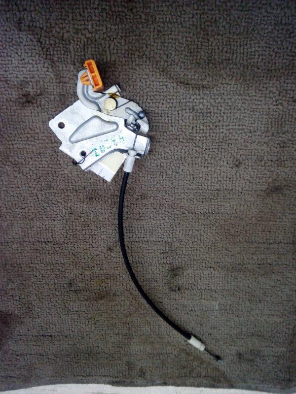 Тросик замка багажника Nissan Presage U30 (б/у)