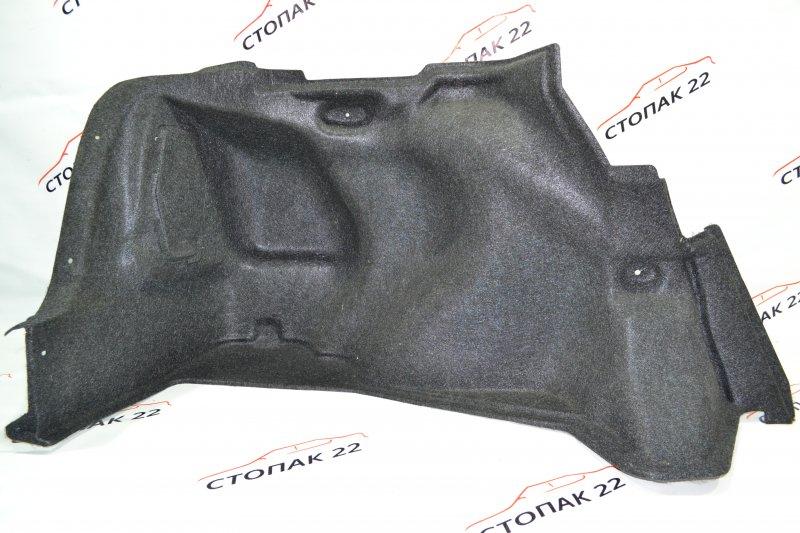 Обшивка багажника Toyota Corolla NZE121 1NZ 2001 левая (б/у)
