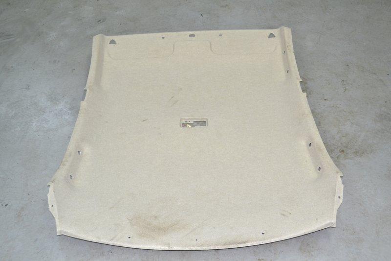 Обшивка потолка Toyota Corolla NZE120 1NZ 2000 (б/у)