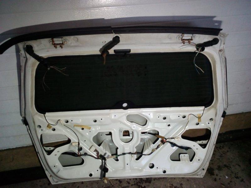 Дверь задняя Toyota Caldina ST210 (б/у)