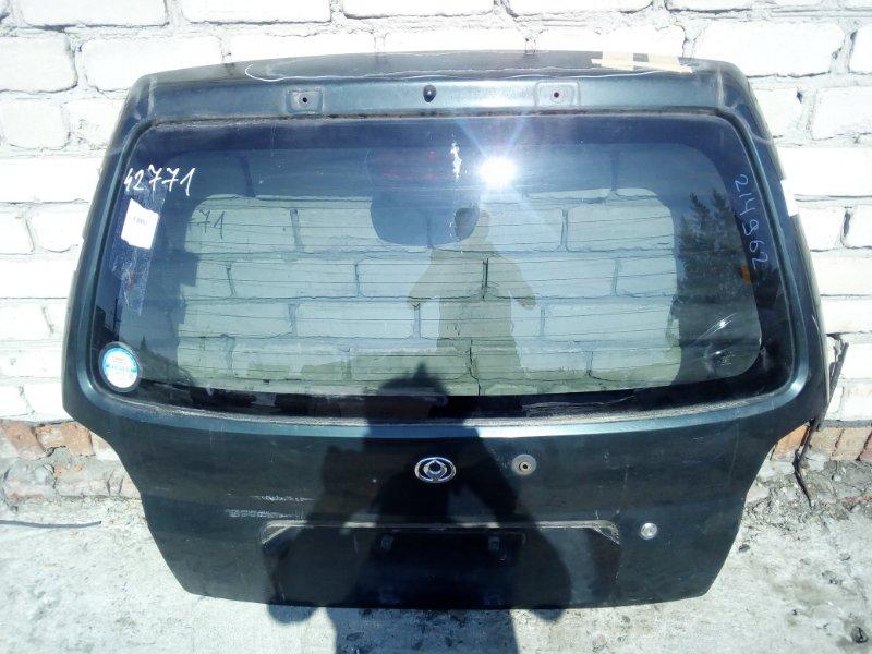 Дверь задняя Mazda Demio DW3W 1996 (б/у)