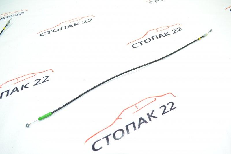Тросик замка двери Toyota Corolla NZE121 1NZ 2003 задний (б/у)