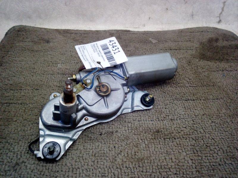 Моторчик заднего дворника Mazda Demio DW3W (б/у)