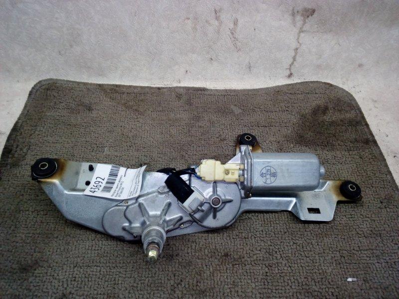 Моторчик заднего дворника Nissan Primera WP12 (б/у)