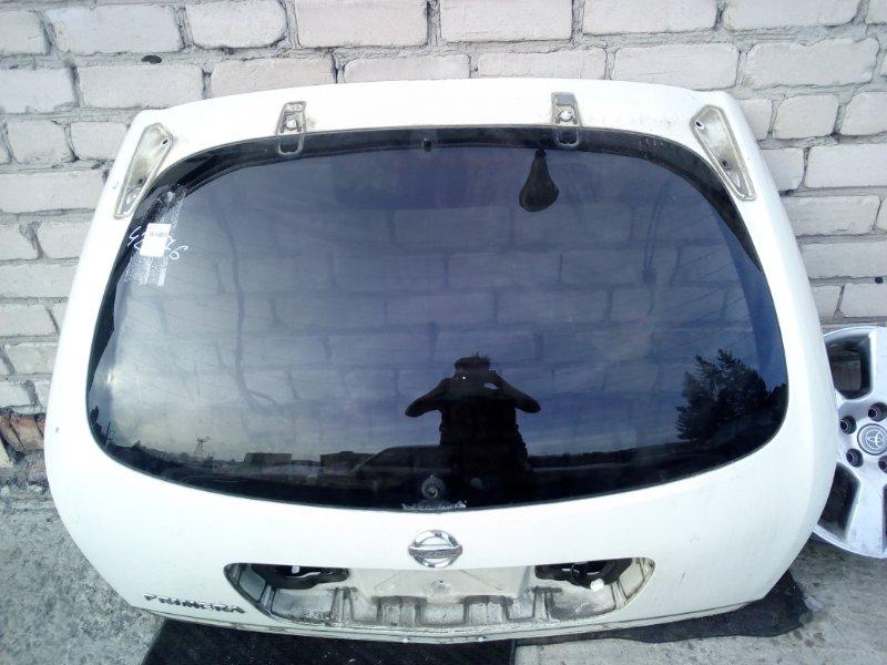 Дверь задняя Nissan Primera P12 (б/у)