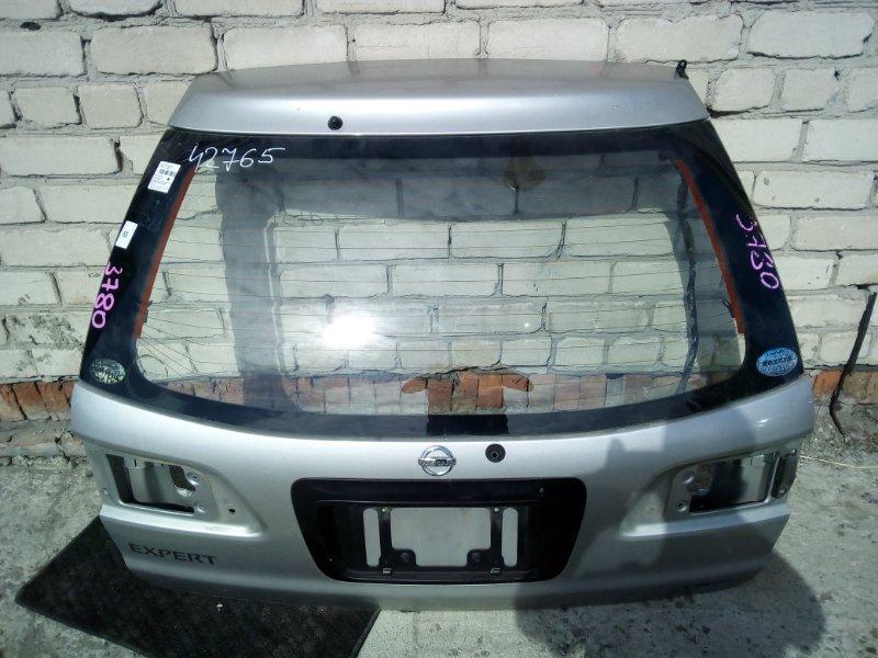 Дверь задняя Nissan Expert W11 (б/у)