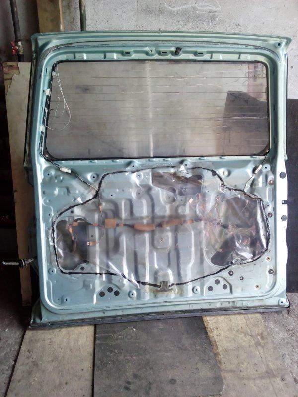 Дверь задняя Toyota Rav4 SXA10 1994 (б/у)