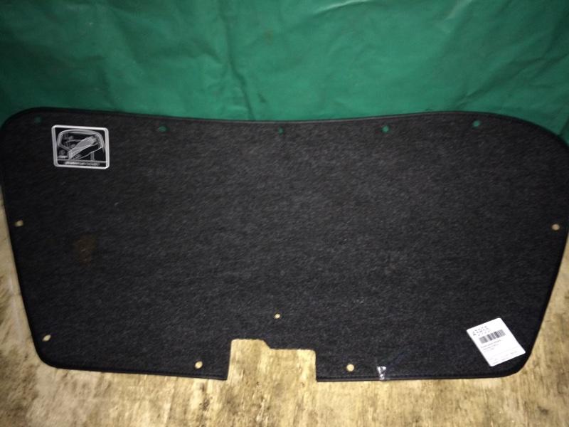Обшивка крышки багажника Toyota Mark X GRX120 (б/у)