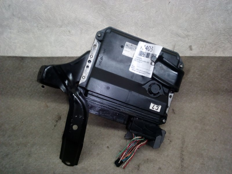 Компьютер Toyota Rav4 ACA36 2AZFE (б/у)