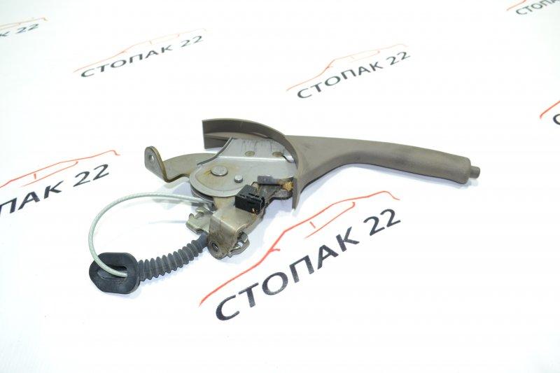 Ручка ручника Toyota Corolla NZE121 1NZ 2001 (б/у)