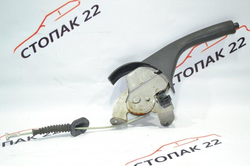 Ручка ручника Toyota Corolla NZE121 1NZ 2004 (б/у)