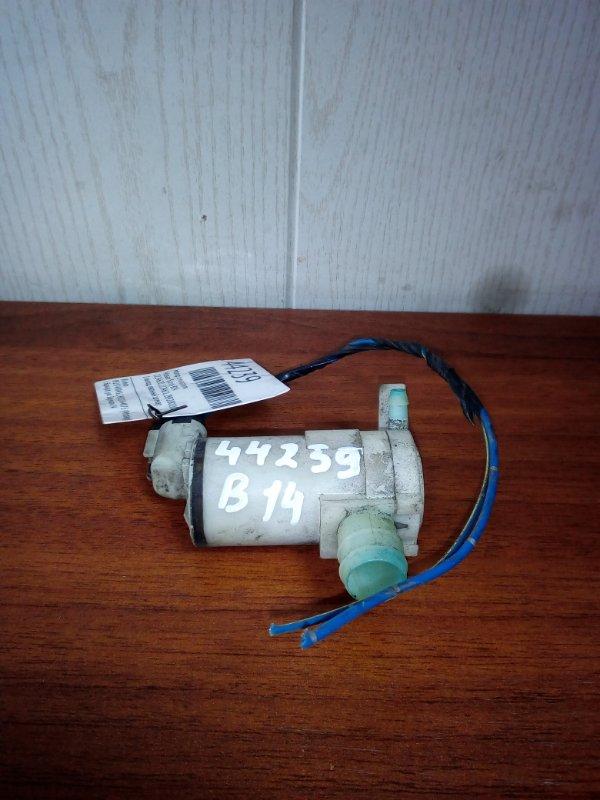 Мотор омывателя Nissan Sunny B14 (б/у)