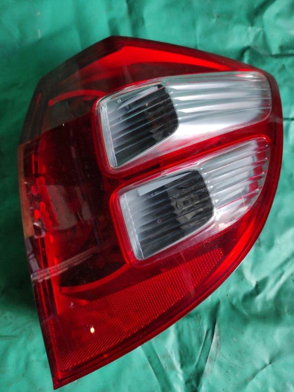 Стоп Honda Fit GE6 2007 правый (б/у)