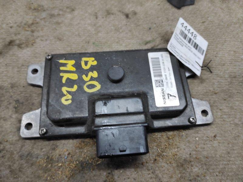 Блок управления акпп Nissan Lafesta B30 MR20 2006 (б/у)