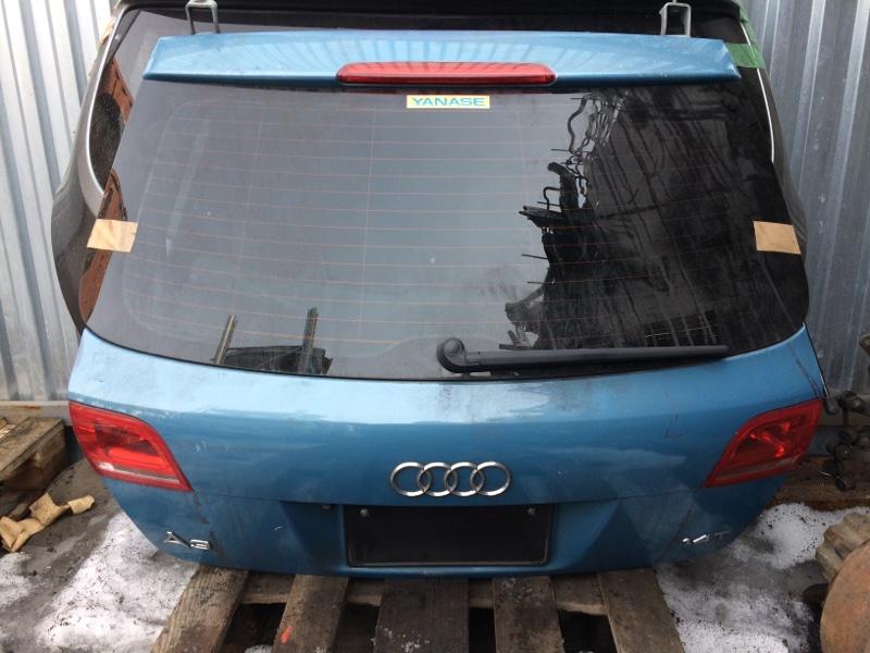 Дверь задняя Audi A3 8PA 2008 (б/у)