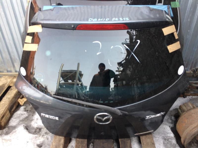 Дверь задняя Mazda Demio DE3FS (б/у)