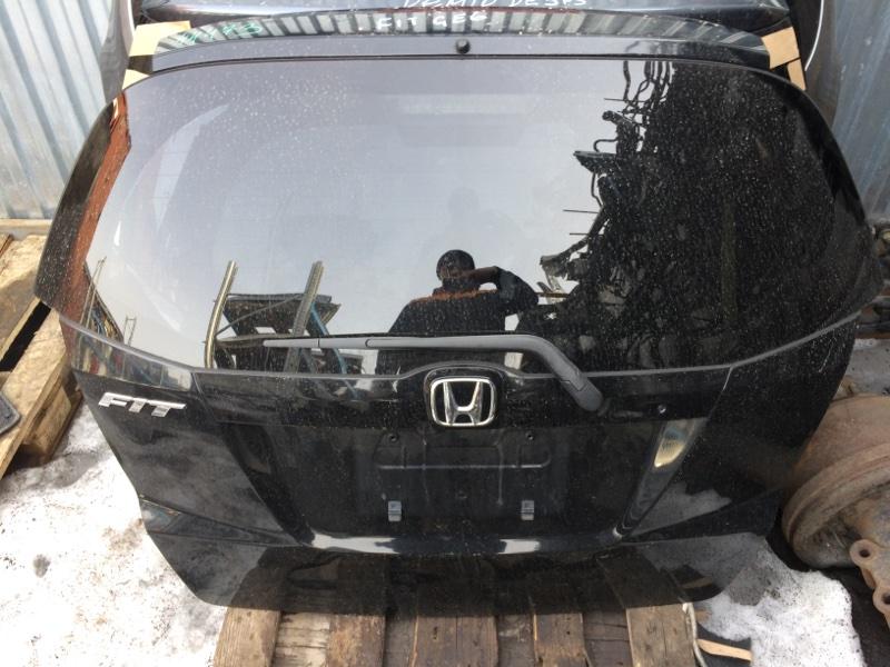 Дверь задняя Honda Fit GE6 (б/у)