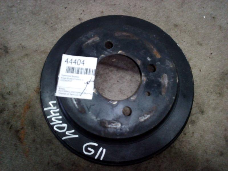 Тормозной барабан Nissan Bluebird Sylhpy G11 (б/у)