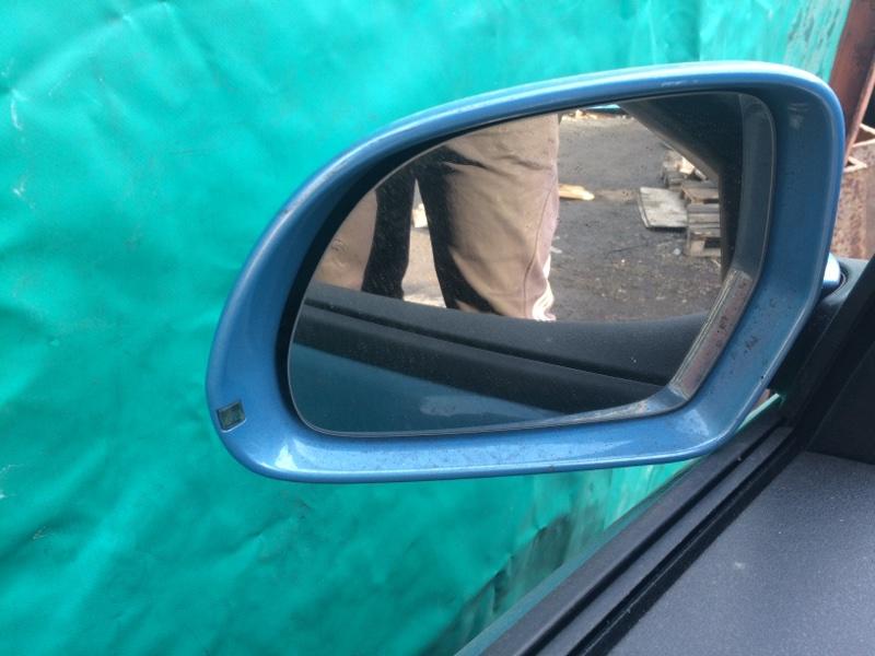 Зеркало Audi A3 8PA 2008 переднее левое (б/у)