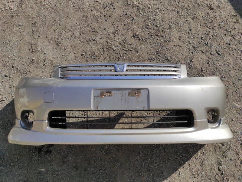 Бампер Toyota Raum NCZ20 2003 передний (б/у)