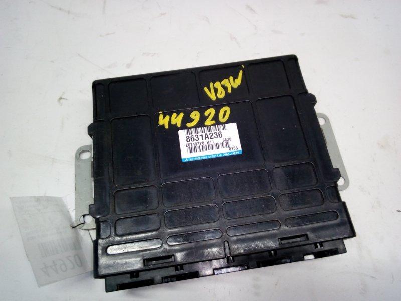 Блок управления акпп Mitsubishi Pajero V83W (б/у)