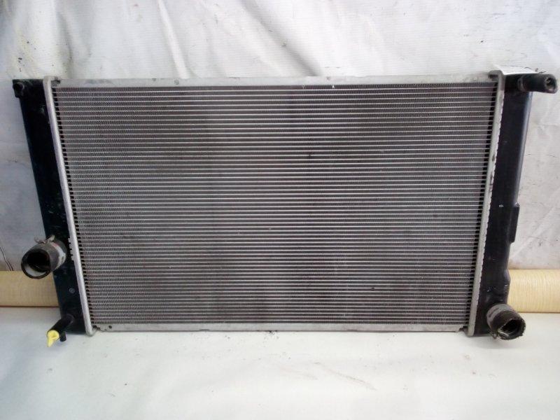 Радиатор двс Toyota Prius ZVW30 2ZRFXE (б/у)