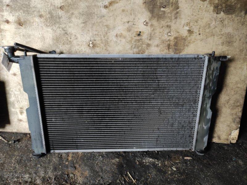 Радиатор двс Toyota Vista ZZV50 3SFSE 1998 (б/у)