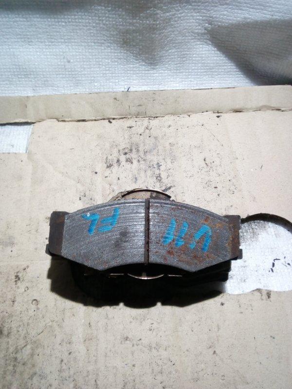 Тормозные колодки Nissan Blueberd U11 переднее (б/у)