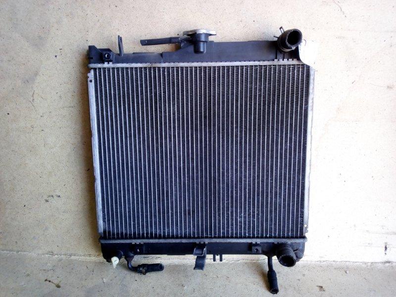 Радиатор двс Suzuki Jimny JB23W K6A (б/у)