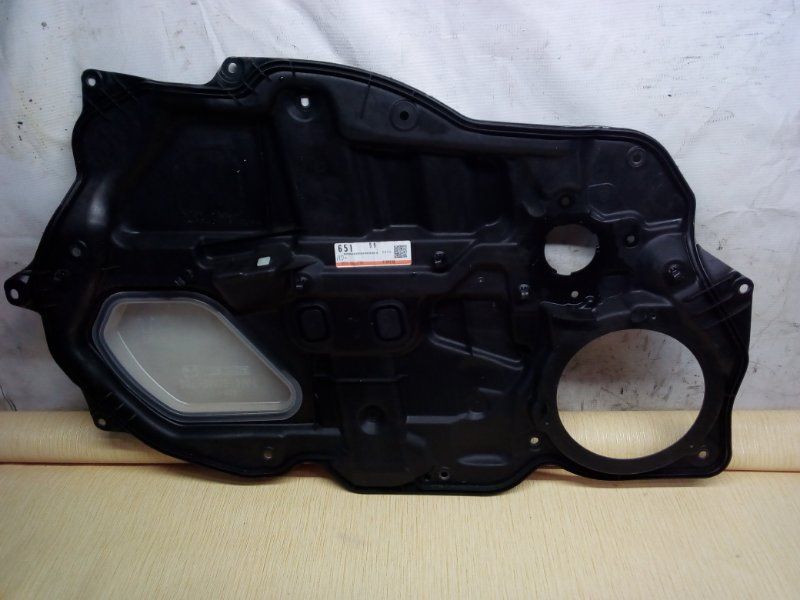 Панель двери Mazda Demio DE3FS передний левый (б/у)