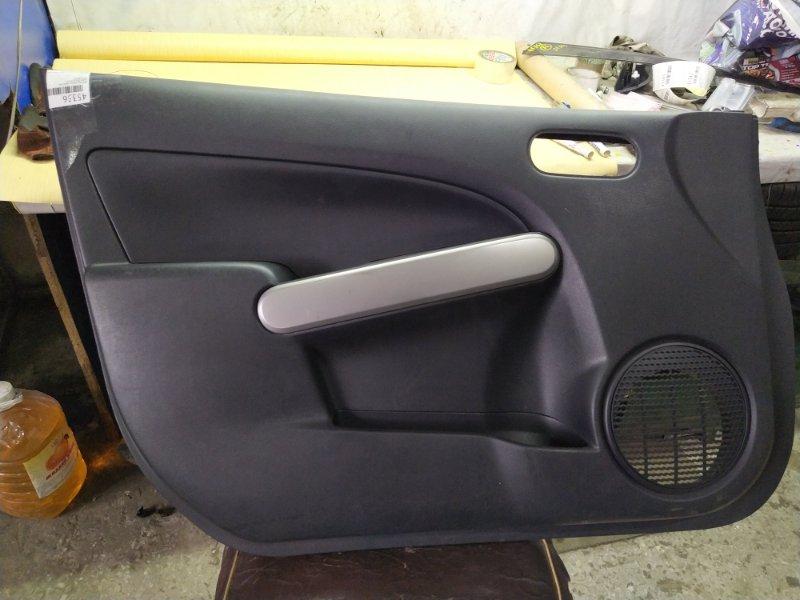 Обшивка двери Mazda Demio DE3FS передняя левая (б/у)