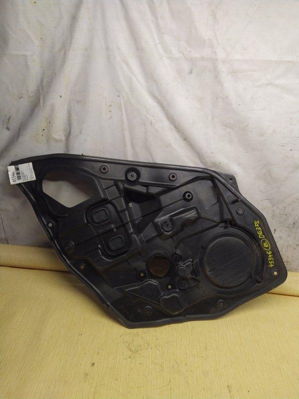 Панель двери Mazda Demio DE3FS задний левый (б/у)