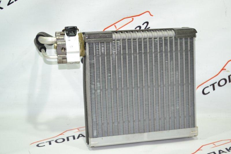 Радиатор кондиционера салонный Toyota Corolla NZE121 1NZ 2002 (б/у)