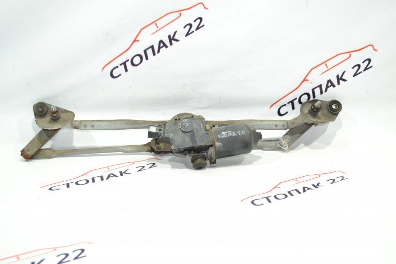 Механизм дворников Toyota Corolla NZE121 1NZ 2002 (б/у)