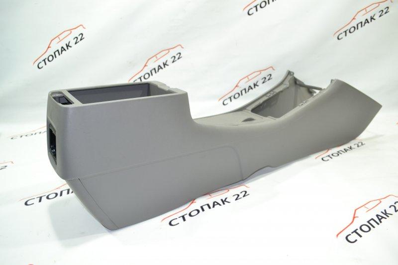 Консоль между сидений Toyota Corolla NZE121 1NZ 2002 (б/у)