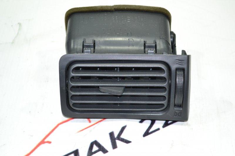 Воздуховод торпеды Toyota Corolla NZE121 1NZ 2002 правый (б/у)