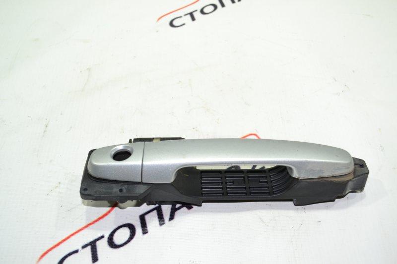 Ручка двери Toyota Corolla NZE121 1NZ 2002 передняя правая (б/у)