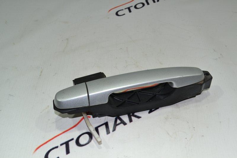 Ручка двери Toyota Corolla NZE121 1NZ 2002 задняя правая (б/у)
