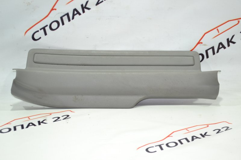 Накладка на порог Toyota Corolla NZE121 1NZ 2002 задняя левая (б/у)