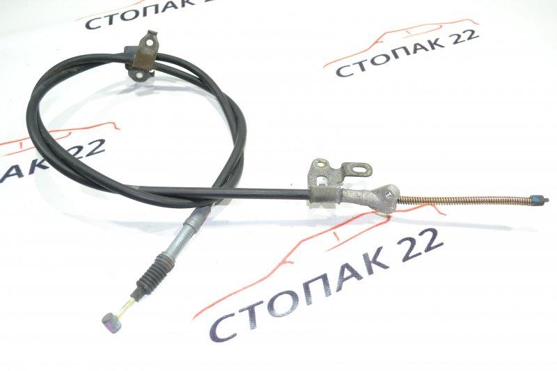 Трос ручника Toyota Corolla NZE121 1NZ 2002 (б/у)