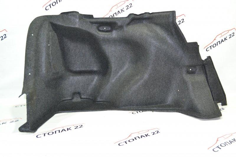 Обшивка багажника Toyota Corolla NZE121 1NZ 2002 левая (б/у)