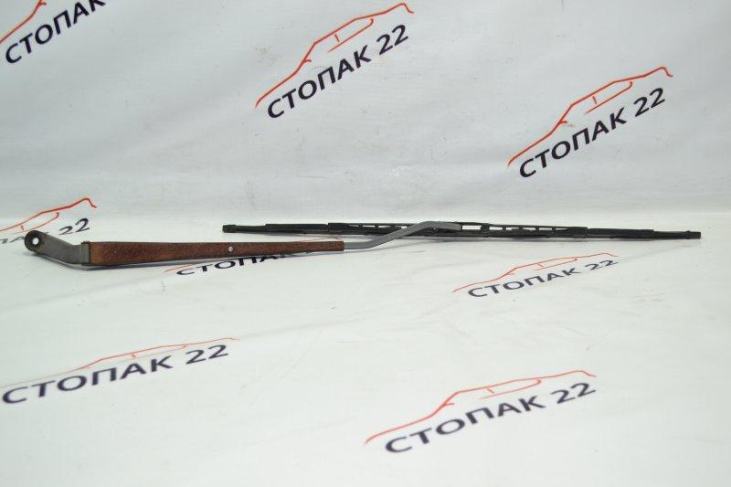 Дворники Toyota Corolla NZE121 1NZ 2002 левые (б/у)