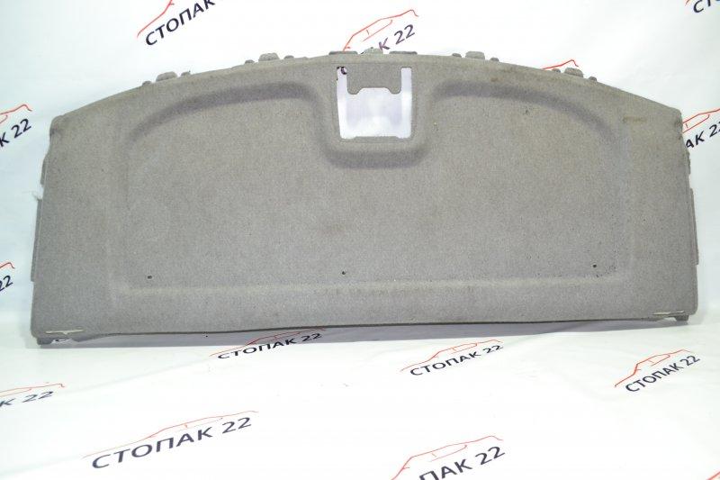 Полка багажника Toyota Corolla NZE121 1NZ 2002 (б/у)