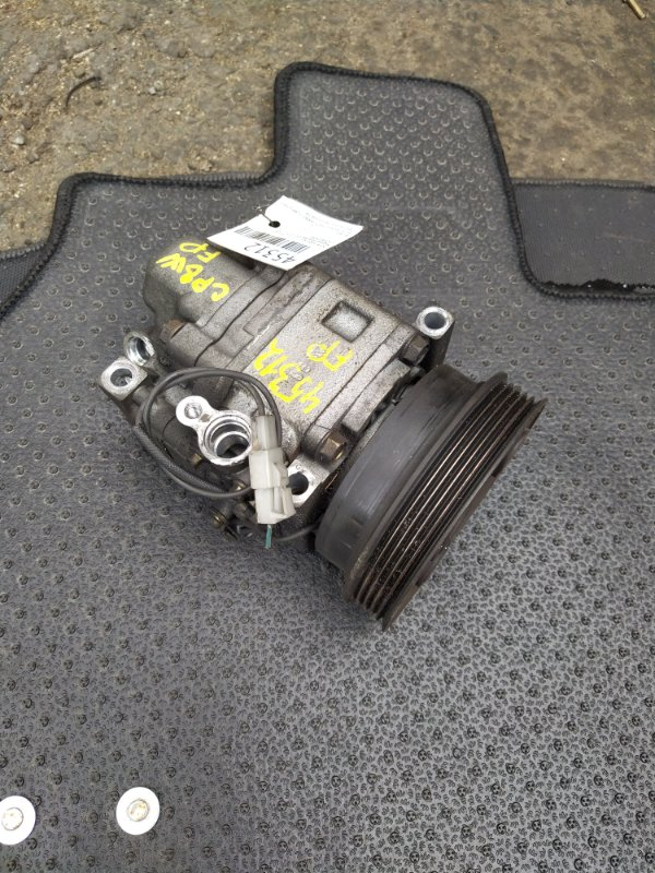 Компрессор кондиционера Mazda Premacy CP8W FP (б/у)
