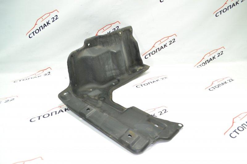 Защита двигателя Toyota Corolla NZE121 1NZ 2002 правая (б/у)