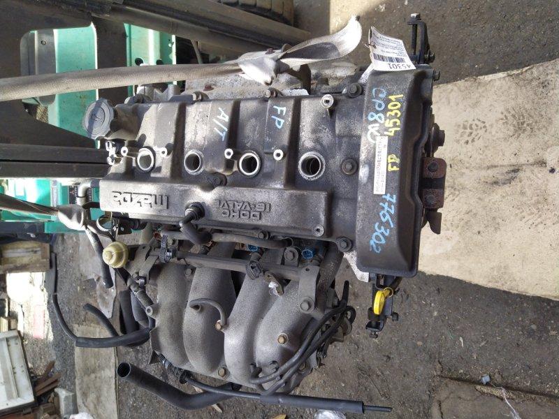 Двигатель Mazda Premacy CP8W FPDE (б/у)