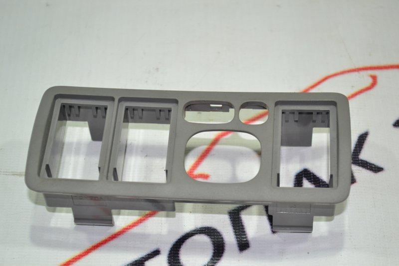 Консоль блока управления зеркалами Toyota Corolla NZE121 1NZ 2002 (б/у)