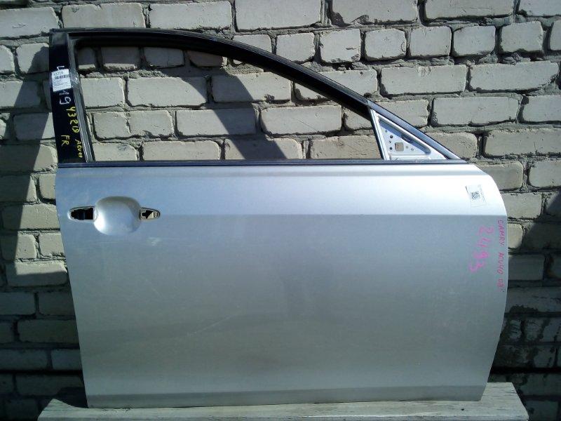 Дверь Toyota Camry ACV40 передняя правая (б/у)