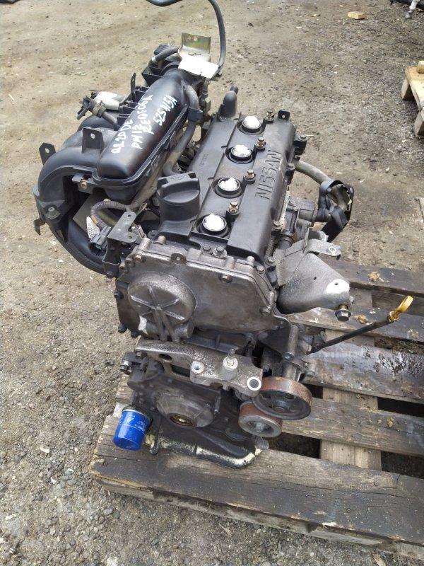 Двигатель Nissan Liberty M12 QR20DE (б/у)