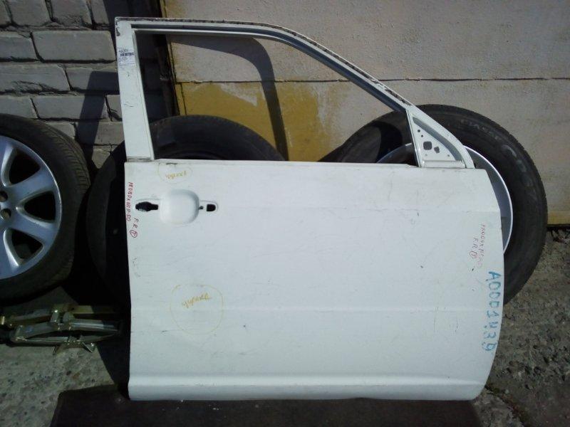 Дверь Toyota Probox NCP50 передняя правая (б/у)